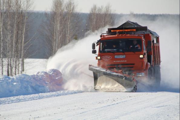 Минтранс региона проконтролировал содержание дорог для школьных маршрутов