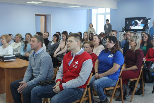 Ресурсный центр по поддержке добровольчества начал работу в Новосибирской области