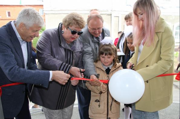 Первая отремонтированная по нацпроекту детская школа искусств открылась в регионе