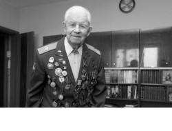23 августа состоится церемония прощания с Героем Советского Союза Александром Яковлевичем Анцуповым