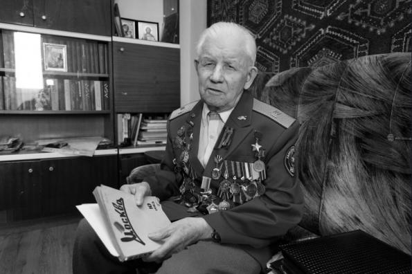 Губернатор выразил соболезнования в связи с кончиной Героя Советского Союза, почётного жителя Новосибирской области Александра Яковлевича Анцупова