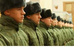 Губернатор подписал постановление о весеннем призыве на военную службу в Новосибирской области