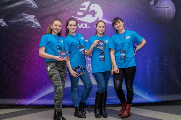 Образовательный лагерь «54.vol» соберёт волонтёров Новосибирской области