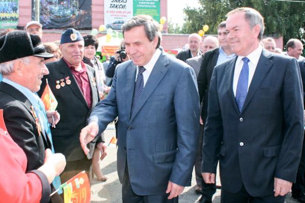90-летие Коченёвского района