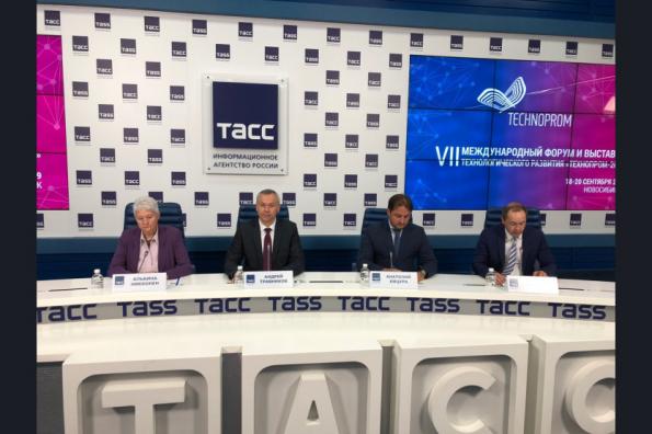 Андрей Травников: Главный результат форума «Технопром» — появление проектов реальной экономики
