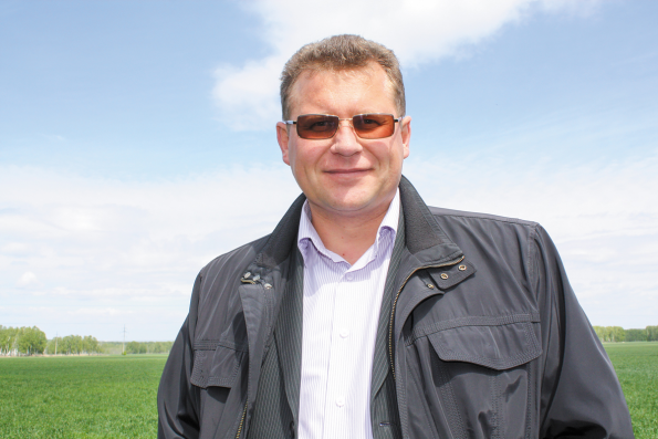 Олег Лагода, глава Искитимского района