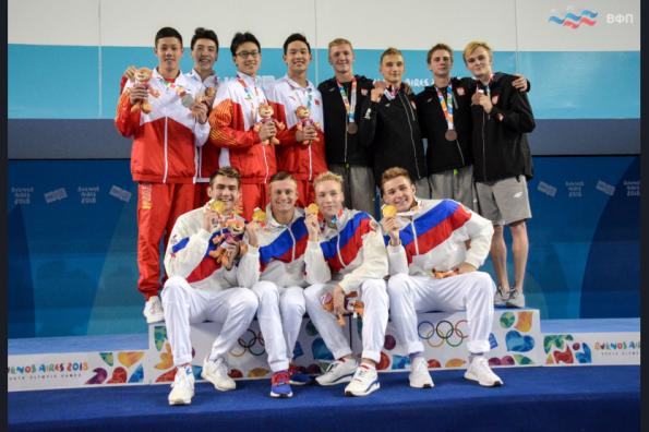 Новосибирский спортсмен выиграл четвертую медаль на юношеских Олимпийских играх