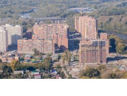 7500 квартир за полгода построено в Новосибирской области