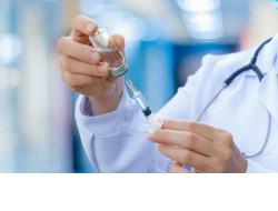 Более 300 тысяч человек прошли вакцинацию от гриппа в первую неделю прививочной кампании
