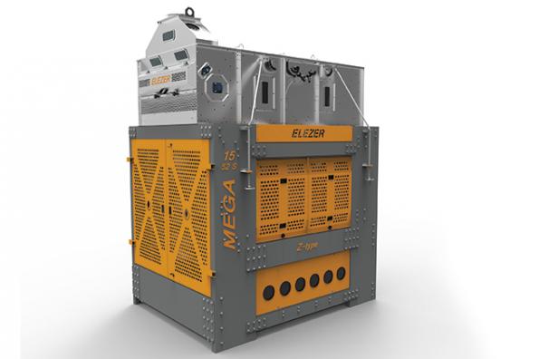 Сепаратор зерна универсальный серии «Мега»