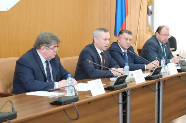 Губернатор отметил новые возможности для развития Бердска в рамках проекта «Академгородок 2.0»