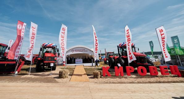 ПТЗ с сентября начнет производство модернизированных тракторов «Кировец»