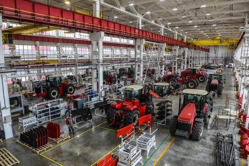 Ростсельмаш построит новый тракторный завод до 2023 года