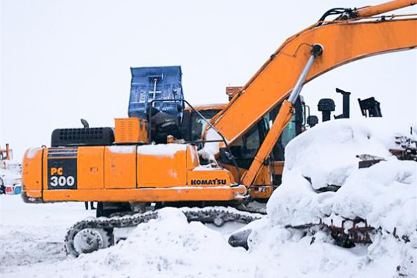 Сервисный центр сорвал работу компании ООО «Строительно-дорожный трест №1» в районах Крайнего Севера