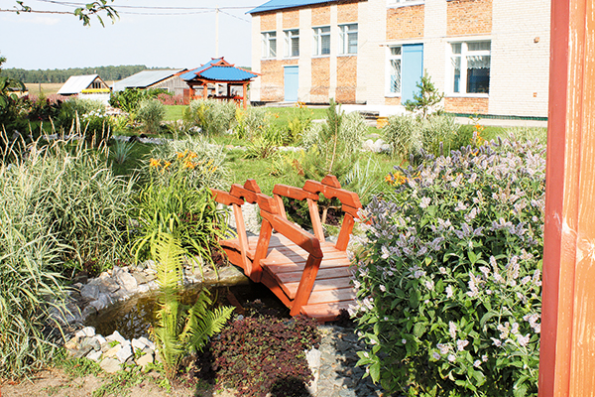 Школа в Маслянинском районе