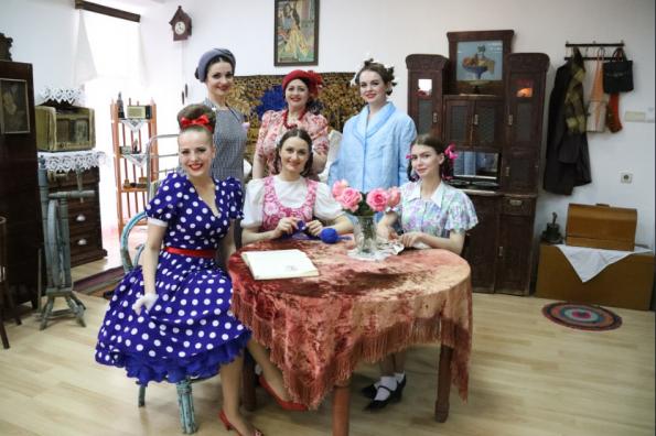 Музейный зал «Территория памяти» открылся в Новосибирской области в честь юбилея Сибирского народного хора