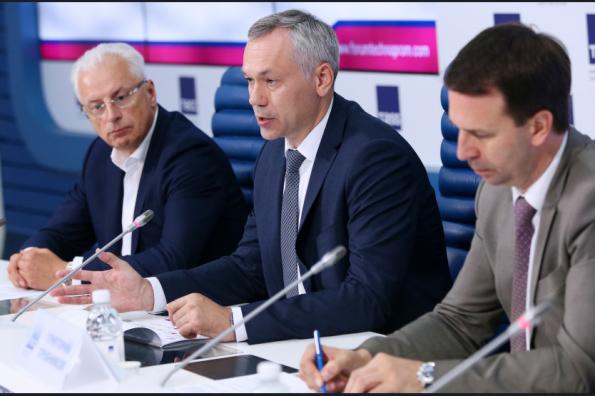 На международном форуме «Технопром-2018» обсудят исполнение поручения Президента РФ по развитию Новосибирского Академгородка