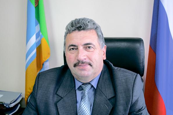 Виктор Губер, глава Чановского района