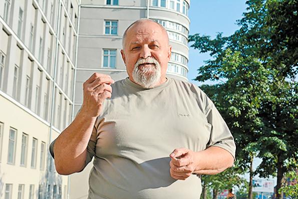 Юрий Воронов, ведущий научный сотрудник Института экономики и организации промышленного производства СО РАН