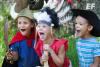 В школе English First дети учат танец драконов и читают древние руны