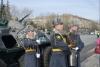 На Монументе Славы в Новосибирской области вновь зажегся Вечный Огонь