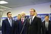 Председатель Правительства РФ Дмитрий Медведев торжественно ввел в эксплуатацию Новосибирский укрупненный центр организации воздушного движения