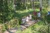 На дороге успешного развития уникального экологического проекта встала местная власть