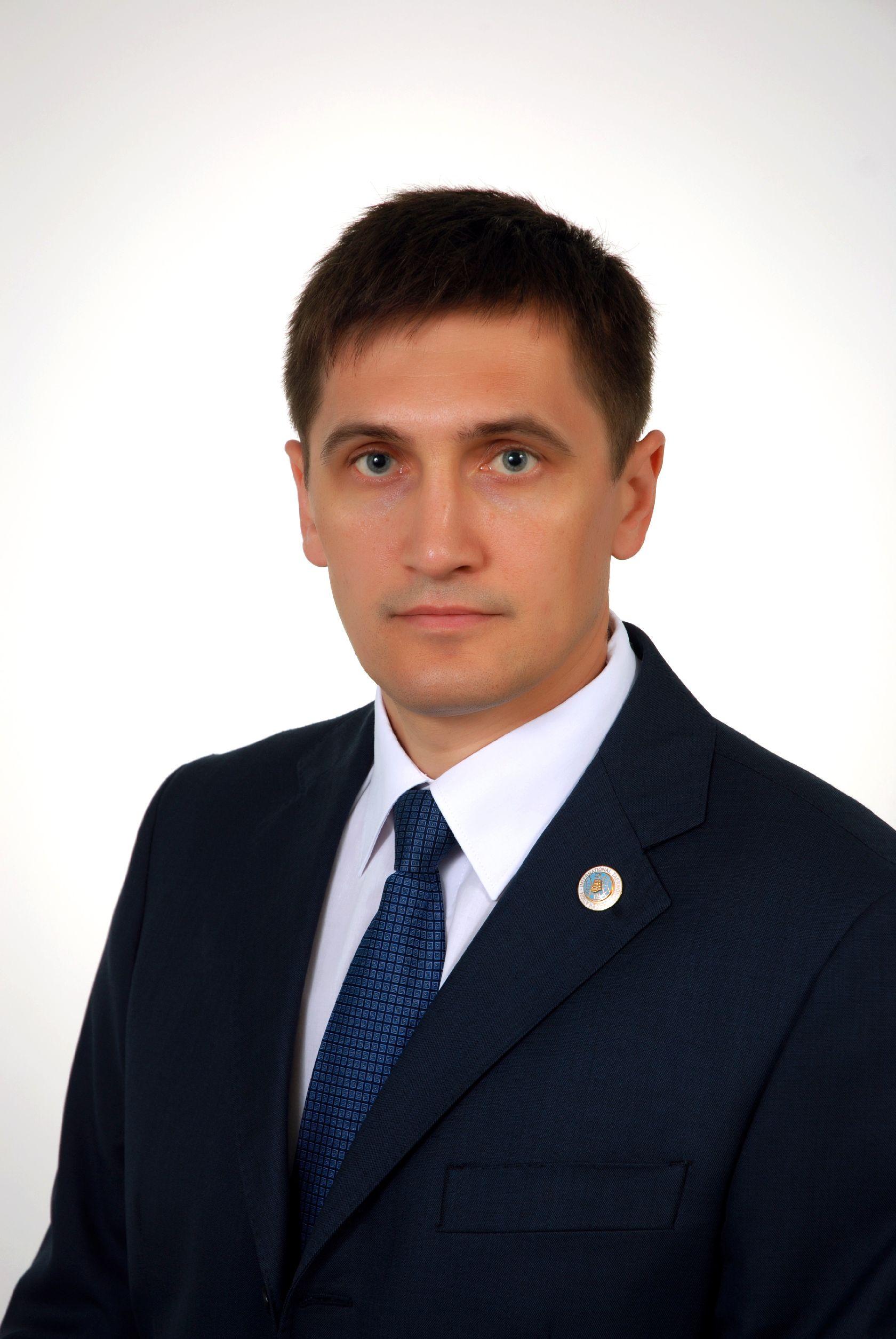 Сергей Калантаев - вице-президент Новосибирской областной Федерации тхэквондо ИТФ (ITF – Internation Taekwondo Federation)