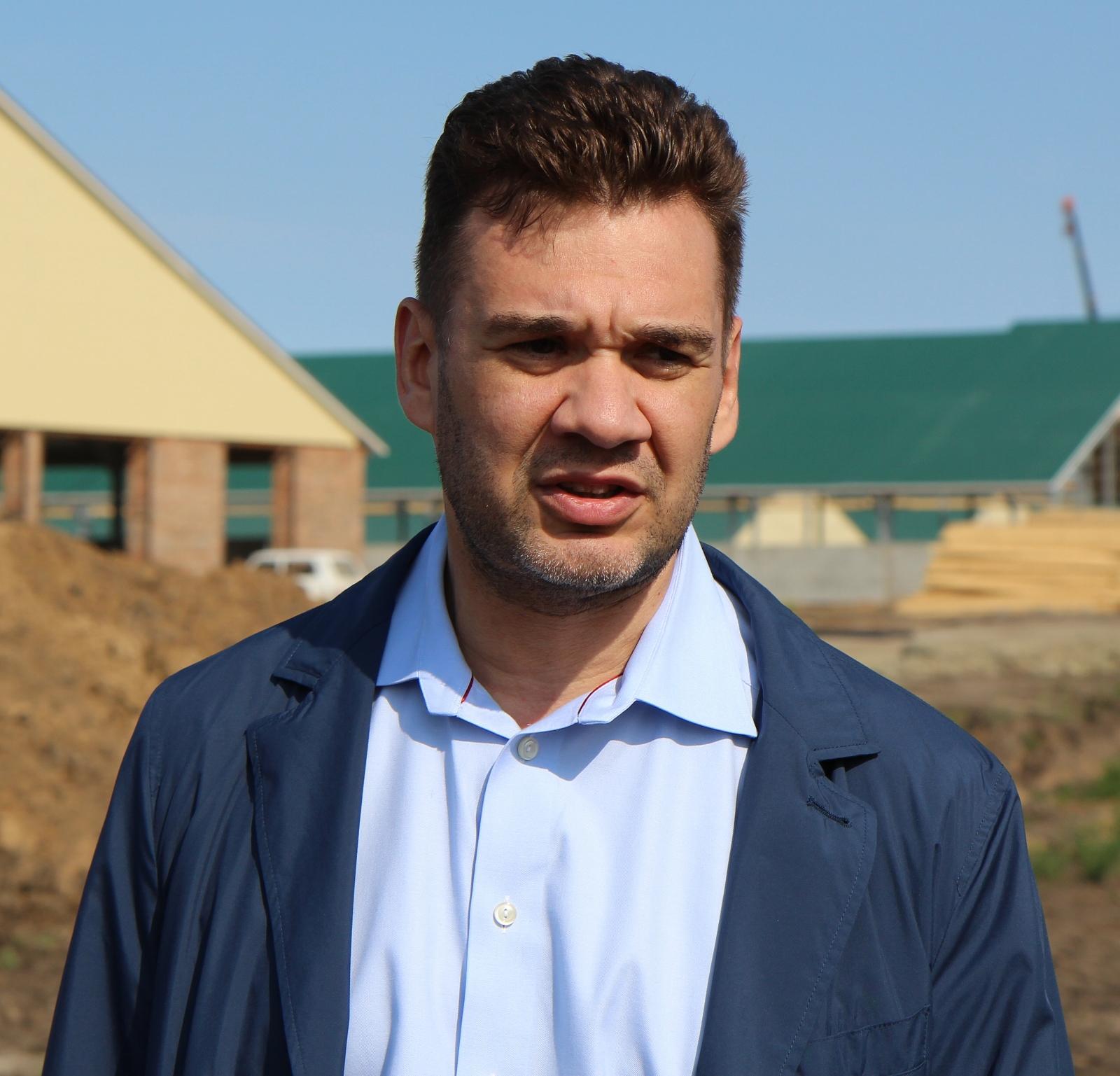 председатель правления СОЮЗМОЛОКО Андрей Львович Даниленко