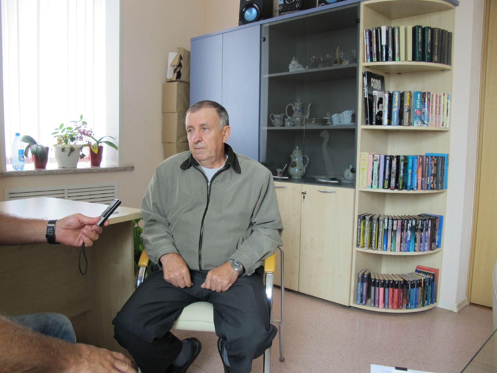 Анатолий Горенский