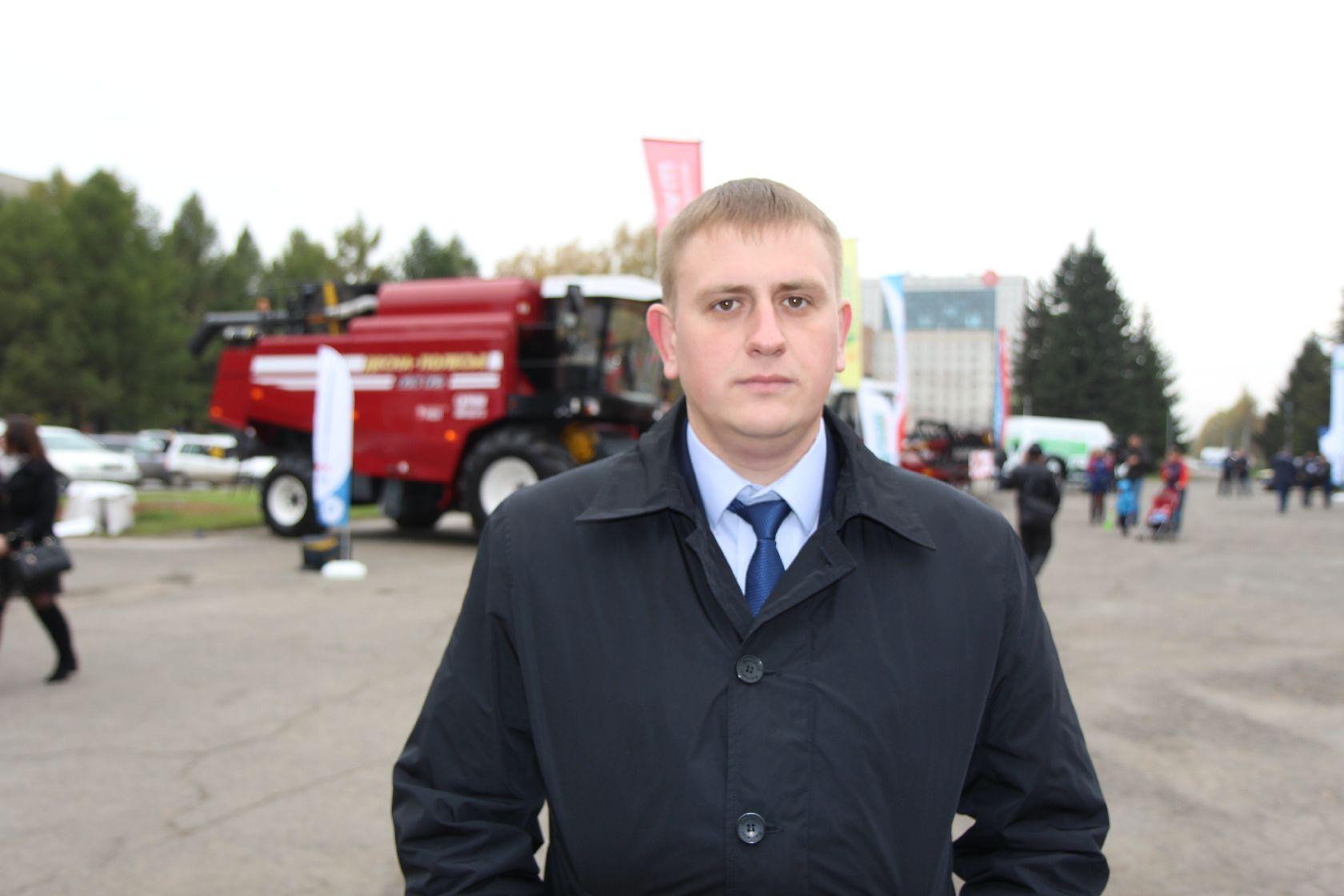 замдиректора департамента региональных продаж–начальник управления продаж холдинга Евгений Кончиц: