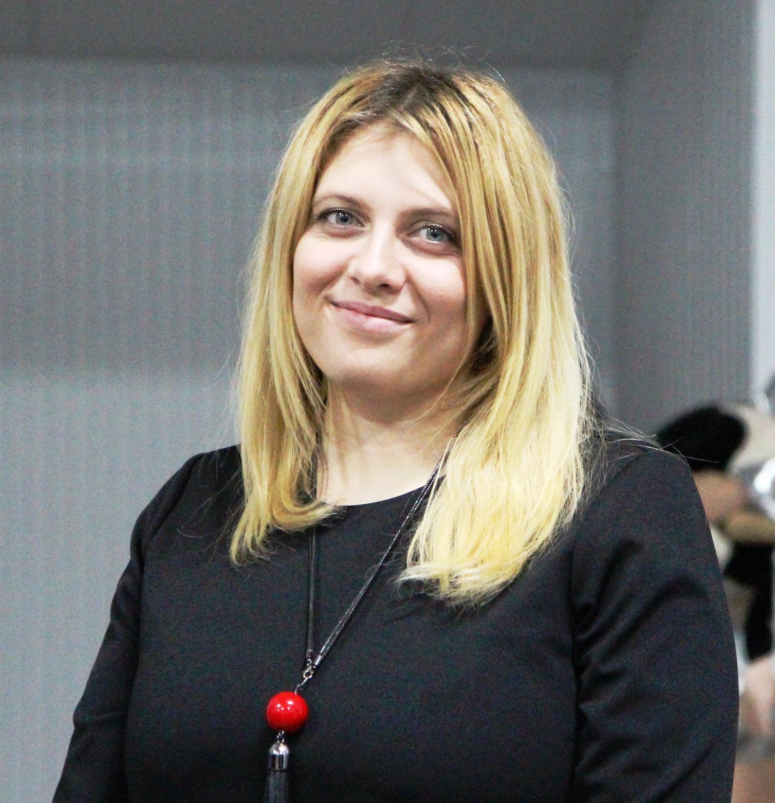 Александра Ляхова, методист агротехнологического класса