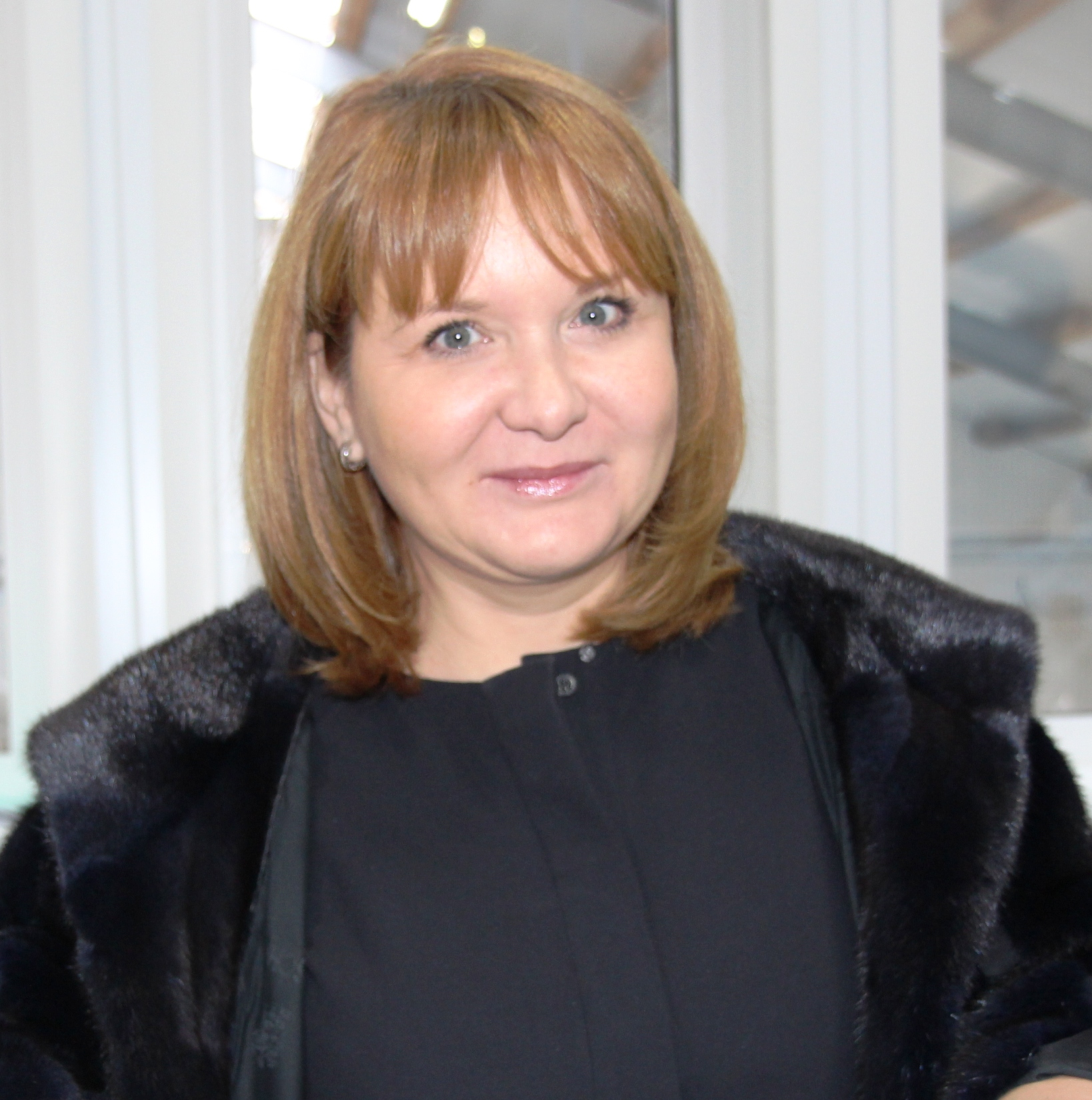 Марина Афонина, директор департамента крупного бизнеса АО «Россельхозбанк»