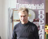 Александр Дрозденко, режиссер народного драматического театра «Салаир» Маслянинского Дома культуры