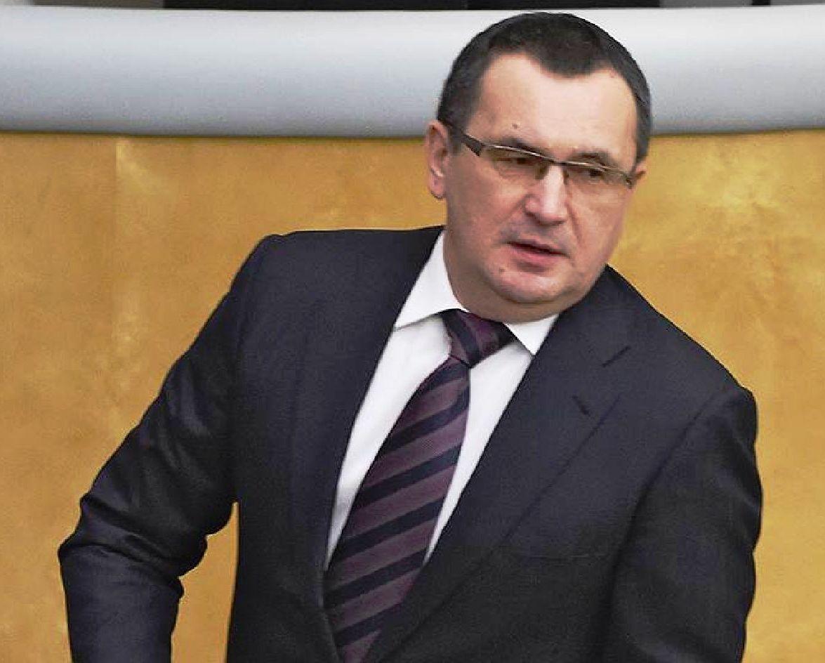 Первый заместитель председателя Совета Федерации - Н.В. ФЕДОРОВ