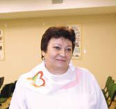 Надежда Глушкова, старшая сестра терапевтического отделения ЦРБ