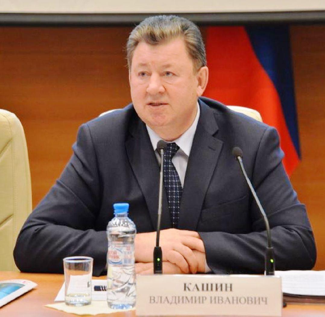 Председатель Комитета Государственной Думы по аграрным вопросам - В.И.КАШИН