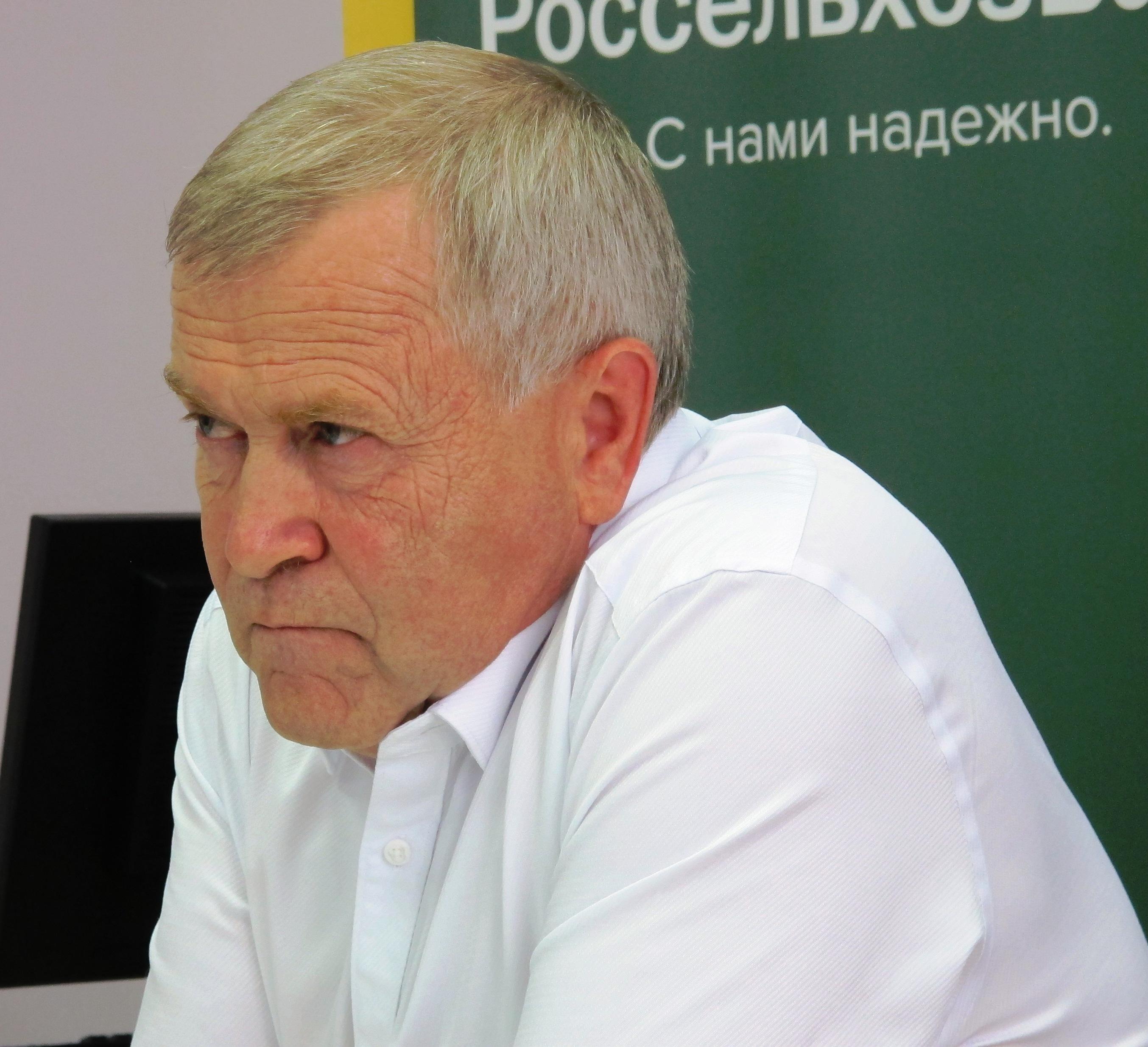 Александр Александрович Тепляков, директор Новосибирской Продовольственной корпорации.