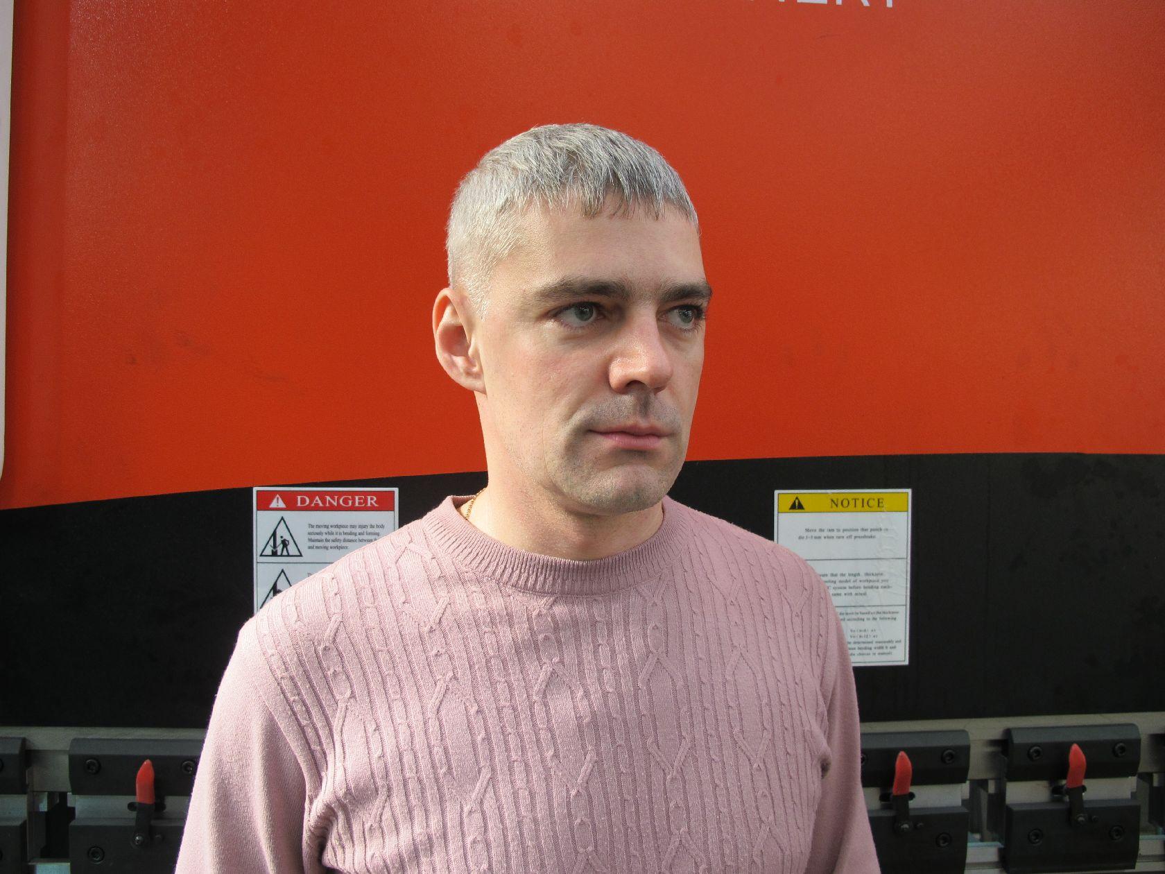 Павел Черноусов - директор «МЕТАЛИКС»