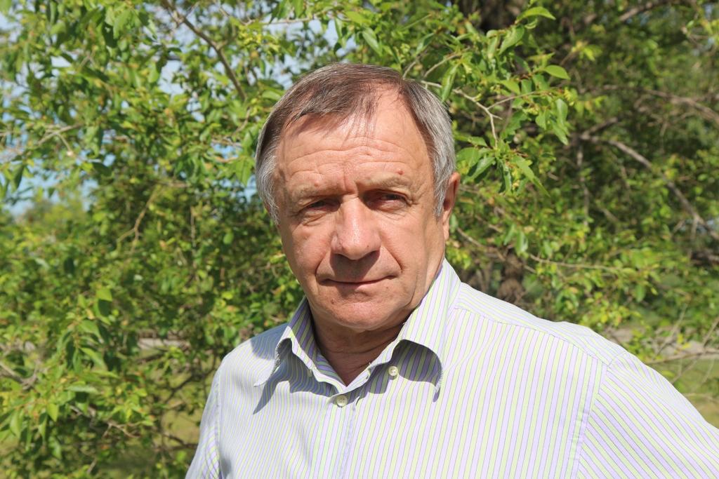 Руководитель ФГБУ «Россельхозцентр» по Новосибирской области Юрий Любимец
