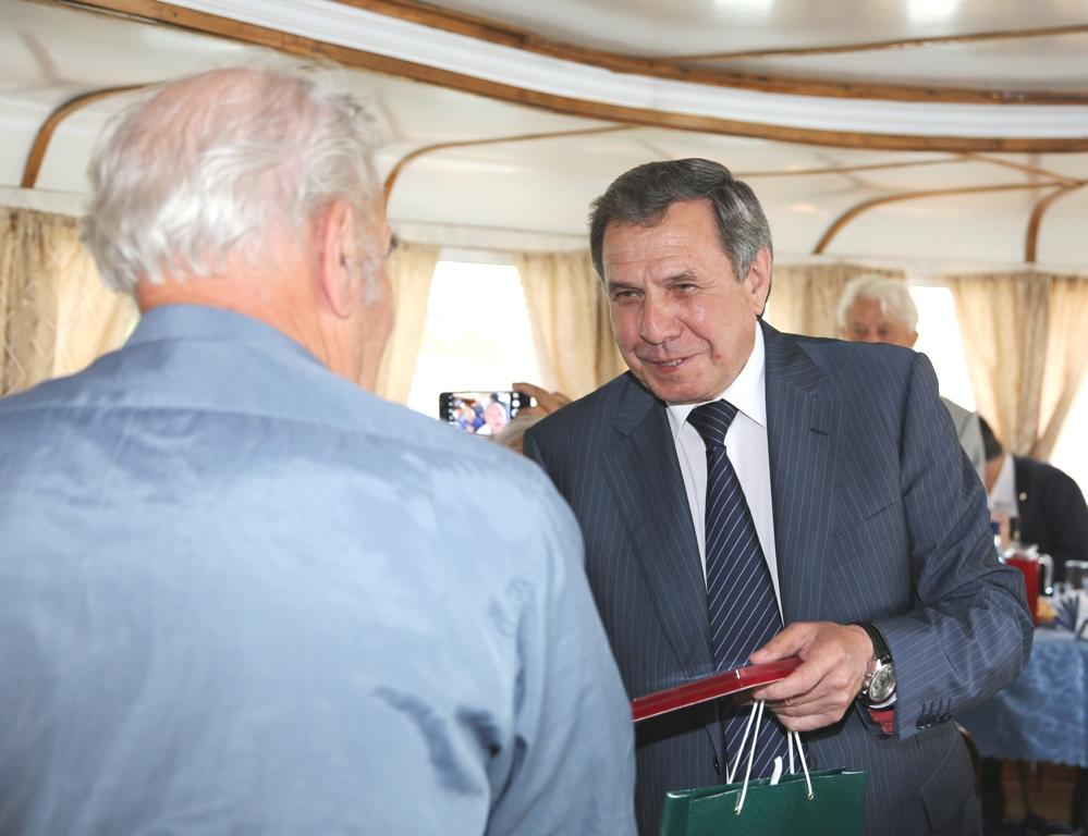 Владимир Городецкий - губернатор Новосибирской области