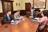 Врио Губернатора Андрей Травников провёл рабочую встречу по вопросам комплексного развития территорий