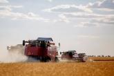 Врио Губернатора Андрей Травников поздравил аграриев районов, заверш