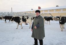 Павел Пальчиков, директор ОАО «Новосибирскагроплем»