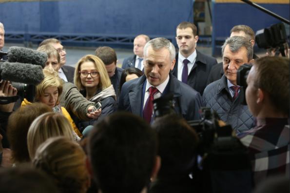 Травников объявил обучастии ввыборах губернатора