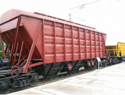 Более 20 тысяч тонн зерна отправлено из Новосибирской области поездами-экспрессами