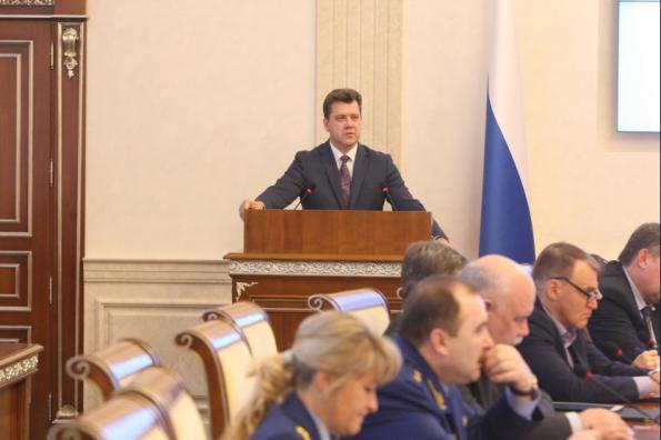 Правительство региона одобрило внесение изменений в закон о бюджете Новосибирской области