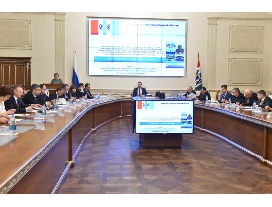 В Новосибирской области сохраняется положительная динамика по реализации Указов Президента РФ