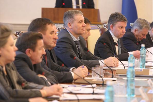 Глава региона Андрей Травников: В Новосибирской области созданы правовые основы противодействию коррупции