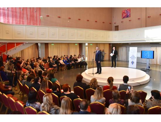 Врио Губернатора Андрей Травников поздравил победителей регионального конкурса «Лучший предприниматель – 2017»